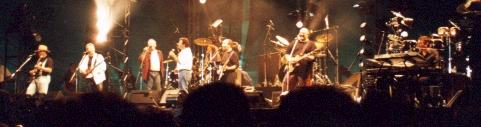Kaveret on stage, 1998